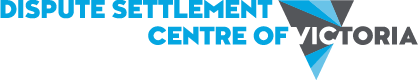 Dispute Settlement Centre of Victoria - logo